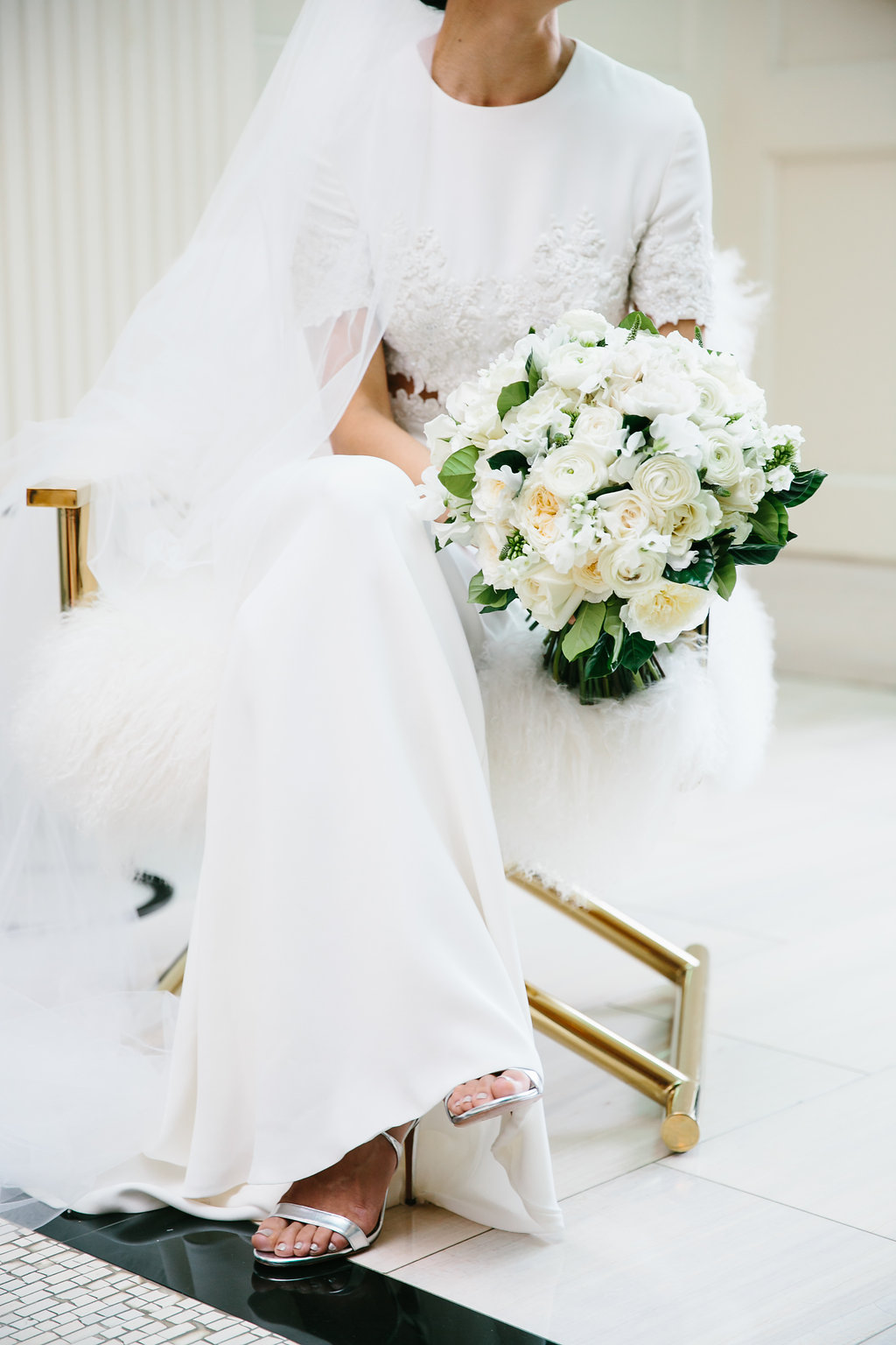 Gorgeous Bridal Ensemble